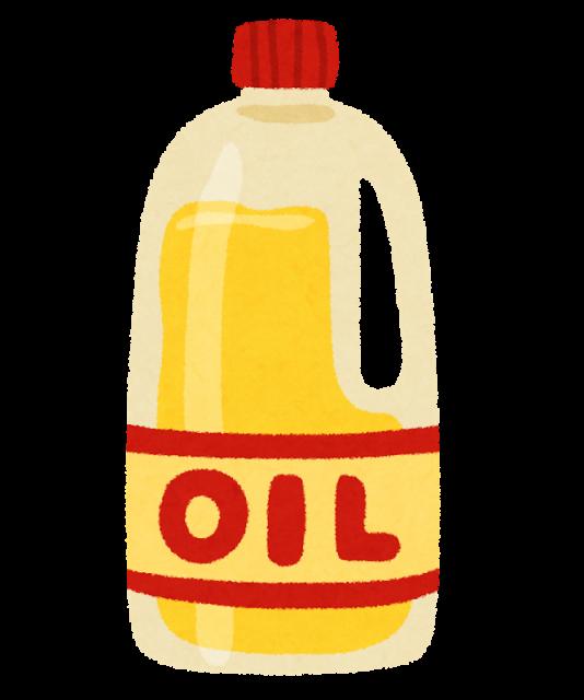 油の種類と細胞膜の柔軟性