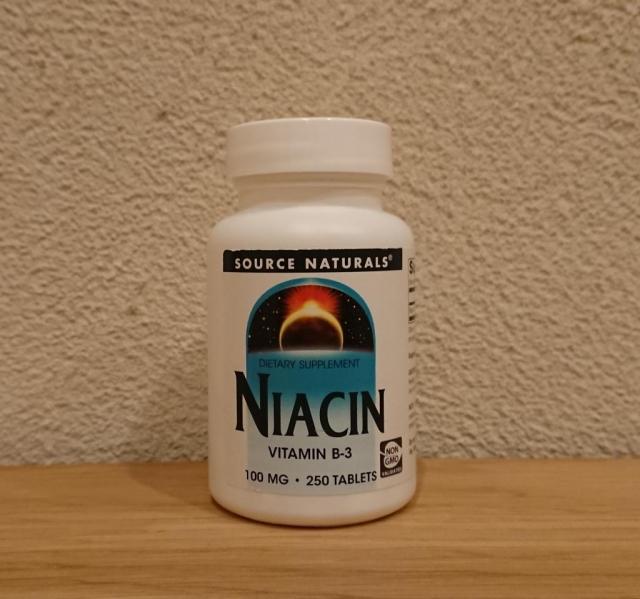 花粉症の原因はナイアシン不足かもしれない件