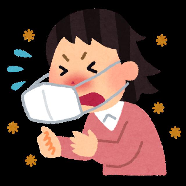 今年の花粉症